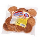 Biscuits d'avoine natures, 300g.