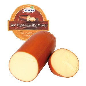 """Fromage russe fumé """"Mlekpol"""", 680g."""