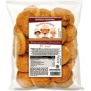 Biscuits d'avoine natures, 400g.